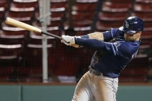 Kiermaier, Margot lead hit parade as Rays beat Red Sox 8-7