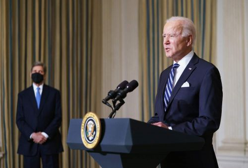 Biden to Proclaim U.S. Climate Ambitions at White House Summit