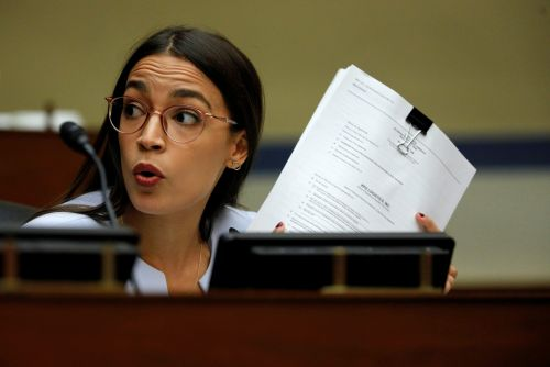 AOC blasts GOP lawmakers for calling female colleagues by nicknames