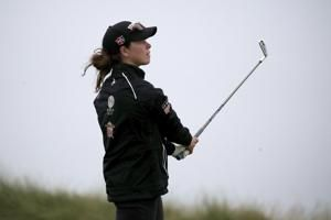 Kang makes solid start in bid for 3rd straight LPGA Tour win