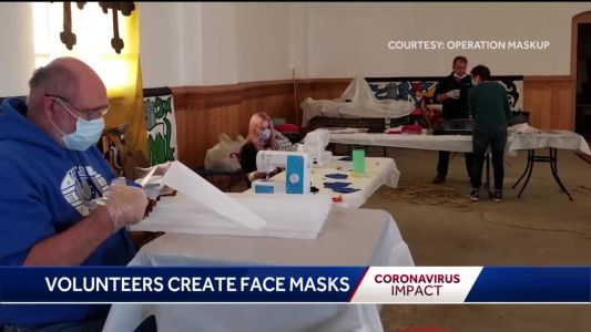 NM group continues making face masks so people have some sort of protection from COVID-19