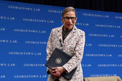 LIVE: Ruth Bader Ginsburg is first woman to lie in state at US Capitol
