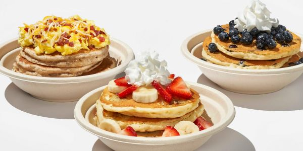 IHOP is launching a new chain called Flip'd, selling takeout pancakes in bowls. It's 'IHOP in fast-casual mode.'