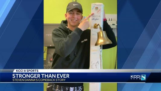 Waukee tennis star beats cancer, returns to competition