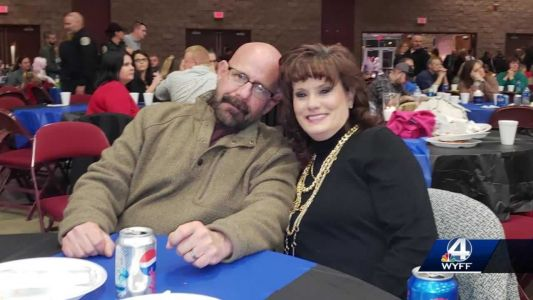'He was a beautiful human being,' says widow of Upstate officer killed in crash