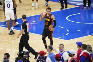 Bust the Process: Hawks head to 1st East final since 2015