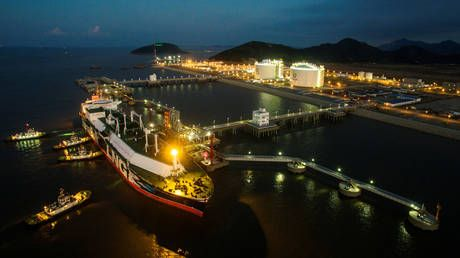 South Korea to start LNG supplies to energy-hungry Pakistan