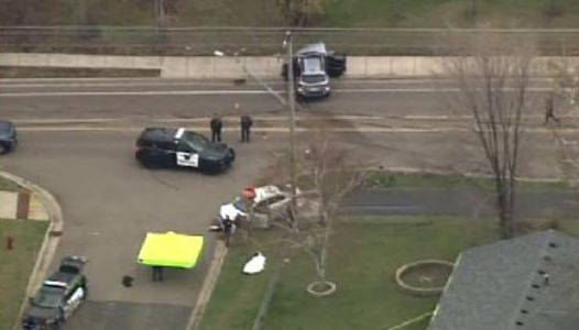 BCA En Route To Scene Of Officer-Involved Shooting In Brooklyn Center