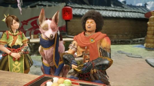 Claim your Kamura Pack 1 in Monster Hunter Rise to get some free goodies!