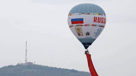 Russia will 'significantly' boost share of global helium market - Putin