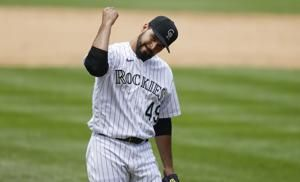 Senzatela sharp over 6 innings, Rockies hold off Padres 9-6