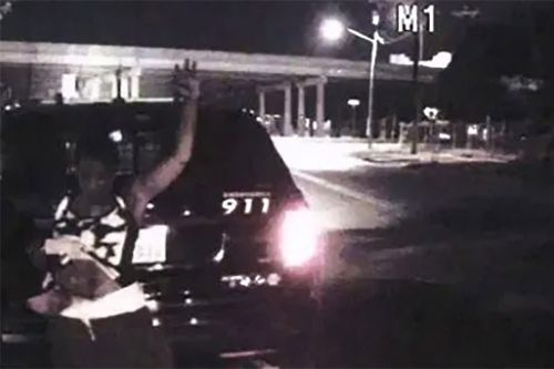 Woman sues San Antonio after cop allegedly pulled out her tampon in roadside search