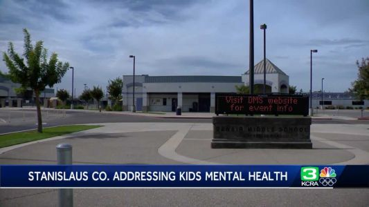 Pilot program in Stanislaus County town links students with digital mental health services