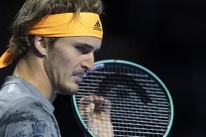 Second-seeded Zverev loses to Fritz at Swiss Indoors