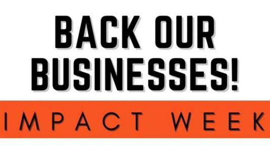 Back Our Businesses Impact Week: High school students encourage community to shop local
