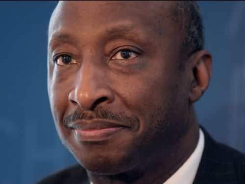 'I think there's a wisdom in term limits': The longtime CEO of $210 billion US drugmaker Merck just hinted he could soon step down