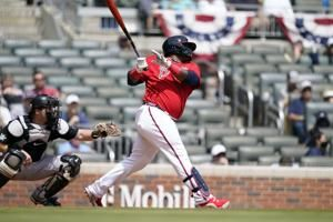 Swanson's RBI single caps rally in 9th, Braves beat Marlins