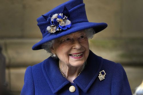 Queen Elizabeth spent a night in a hospital for checks, Buckingham Palace says