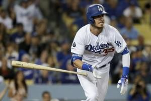 Seager drives in 4 runs in Dodgers' 7-5 win over Rays