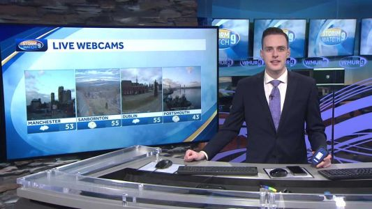 Watch: Unsettled on Sunday
