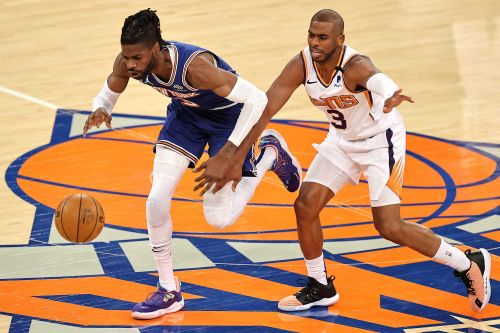 Knicks won't let Suns be the aggressors in consequential rematch
