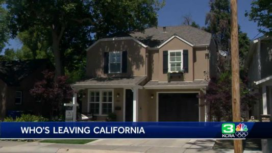 California: Who's leaving, who's moving in?
