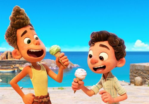 Review: Pixar's 'Luca' shines thanks to sweet, simple story