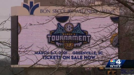 Hopes are high that Greenville's SEC tournament kickstarts Upstate pandemic recovery
