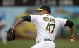 Mariners lose to A's amid reports Encarnación headed to NY