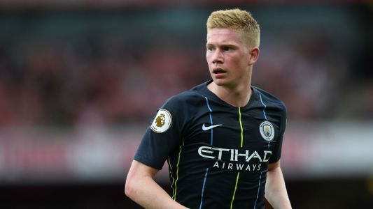 Manchester City's Kevin De Bruyne to miss three months with LCL knee injury