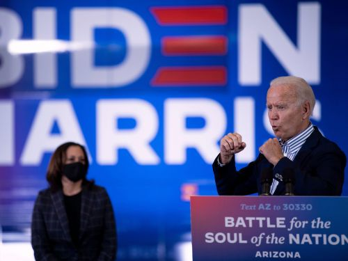 'We are the ones your children have nightmares about': A Maryland man has been charged with threatening to kidnap and kill Joe Biden and Kamala Harris