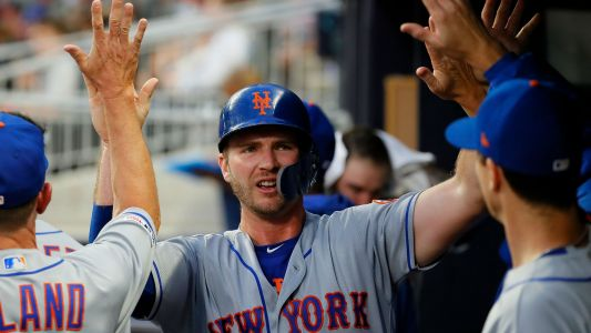 Pete Alonso sets Mets' rookie home run record 78 games into season