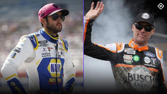 Chase Elliott vs. Kevin Harvick: A roundup of the NASCAR drivers' playoff feud