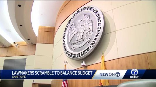 State lawmakers scramble to pass balanced budget before deadline