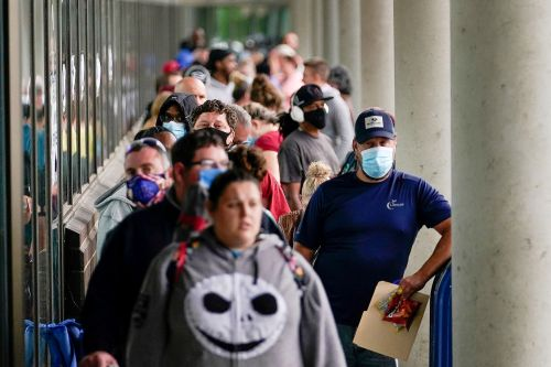 US workers file 751,000 jobless claims, COVID-19 total nears 66 million