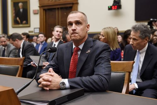 Trump's former campaign chief rips Democrats at House hearing