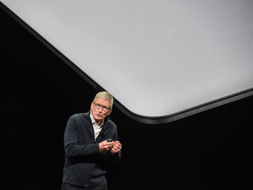 Apple is reportedly in talks to buy Intel's smartphone-modem chip business for $1 billion