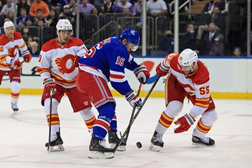 Ryan Strome returns to ice for Rangers after bout with COVID-19