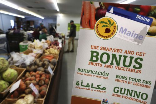 13 states sue Trump administration over food stamp rule