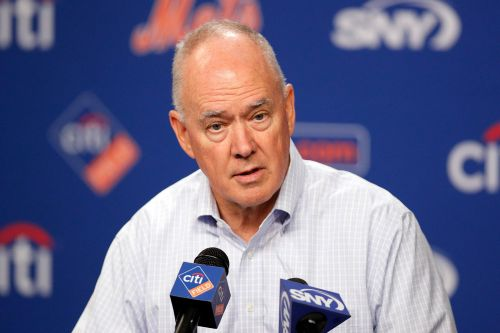 Mets not hiring president of baseball operations: Sandy Alderson
