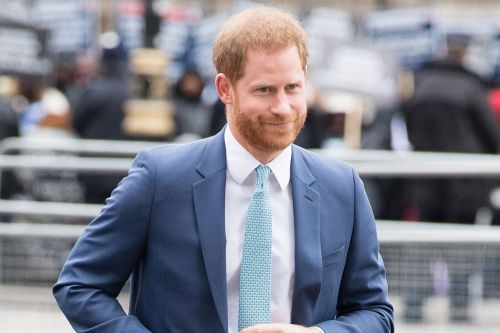 Prince Harry lunches with LA power player on Queen Elizabeth's birthday