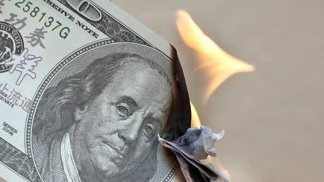 Russia will further turn away from dollar as US pursues 'aggressive' sanctions policy - Lavrov