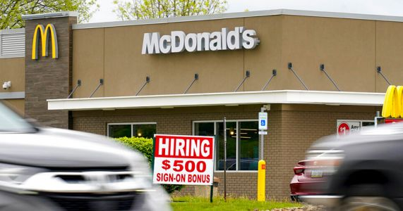 Job openings soar to highest level on record