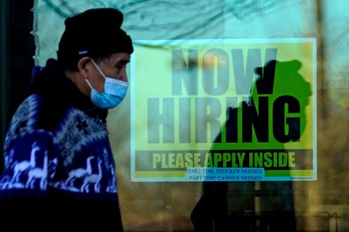 US adds 245,000 jobs in November as COVID-19 surge hampers labor market