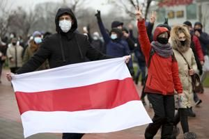 Belarus' Olympic body faces IOC punishment amid protests