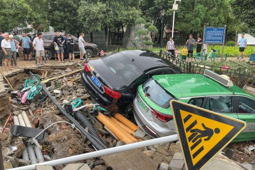 China's Floods Have Long Term Consequences
