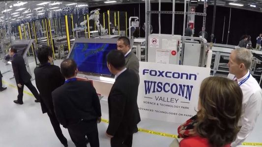State threatens to withhold tax credits from Foxconn unless contract is changed