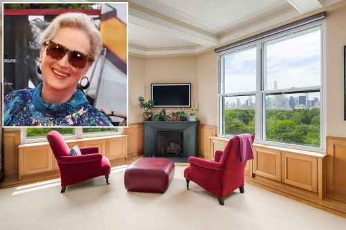 Meryl Streep lived in this building where a rare unit is asking $14M