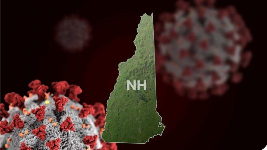 43 new COVID-19 cases, 1 more death in NH, health officials say