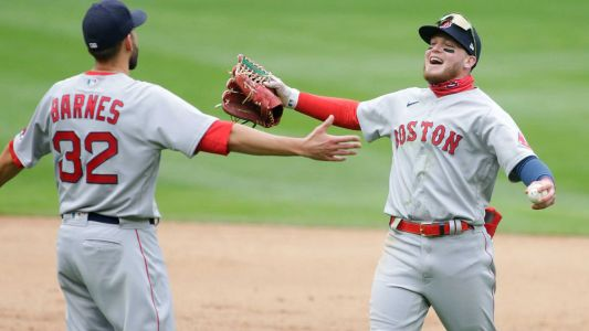 Red Sox' Alex Verdugo earns praise from David Ortiz for big day vs. Twins
